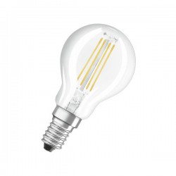 LEDVANCE Osram Parathom Retrofit Classic P 5W 2700K Dimmable E14 Clear LED Golf Ball Bulb