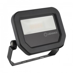 LEDVANCE GEN 3 10W 3000K Black LED Floodlight