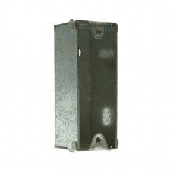 Appleby 28mm Single Flushed Metal Architrave Box