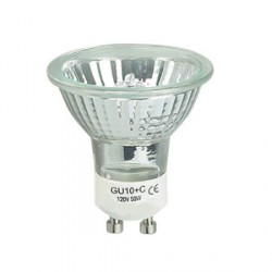 Bell 50W 240V Heat Forward Halogen Bulb