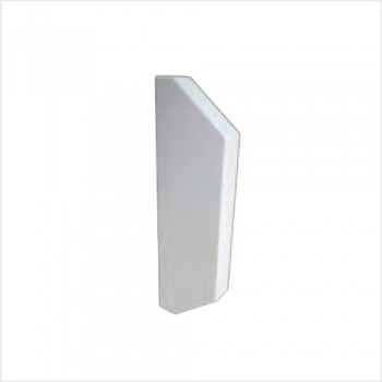 Univolt White PVC 50mmx170mm Dado Trunking Stop End